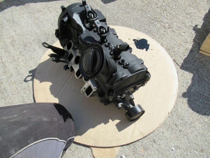 Zylinderkopf links komplettVW TOUAREG (7P5) 3.0 V6 TDI