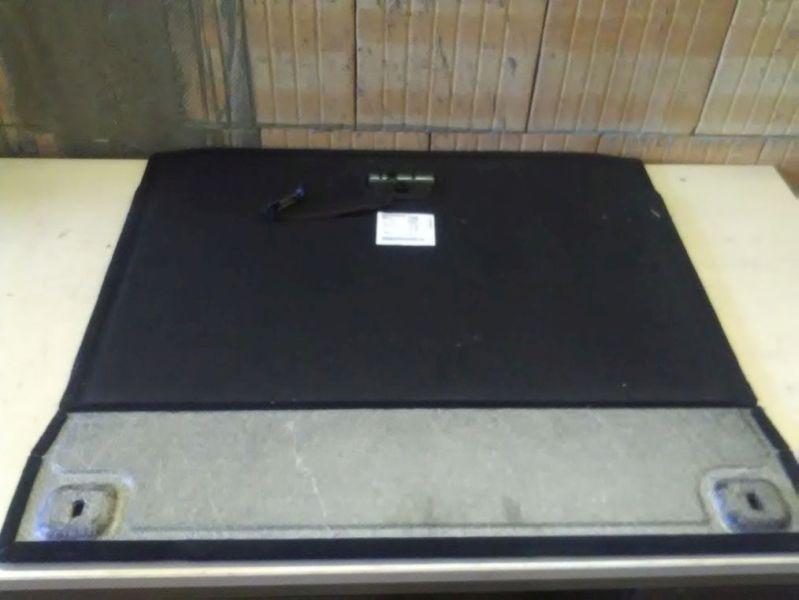 Abdeckung Boden hinten schwarz 9J36MERCEDES-BENZ S-KLASSE (W222) S 500 RECHTSLENKER