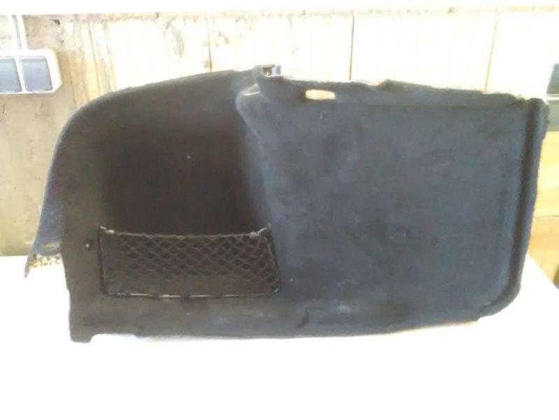 Verkleidung Kofferraum, schwarzMERCEDES-BENZ S-KLASSE (W222) S 500 RECHTSLENKER