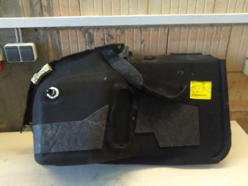 Verkleidung KofferraumMERCEDES-BENZ S-KLASSE (W222) S 500 RECHTSLENKER