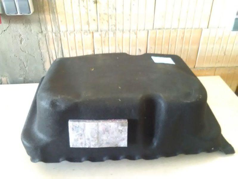 Bodenbelag Kofferraum Teppich schwarzMERCEDES-BENZ S-KLASSE (W222) S 500 RECHTSLENKER