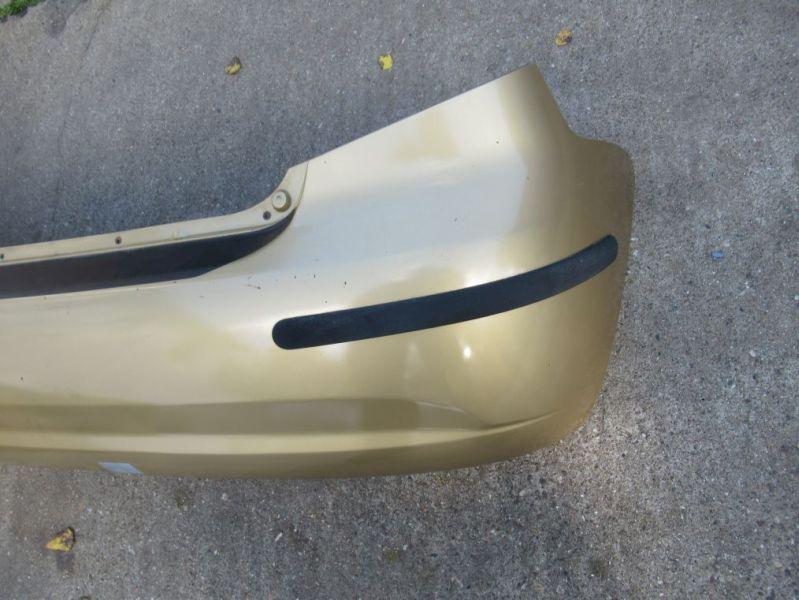 Stoßstange hinten gold gelbDAEWOO KALOS (KLAS) 1.4 16V