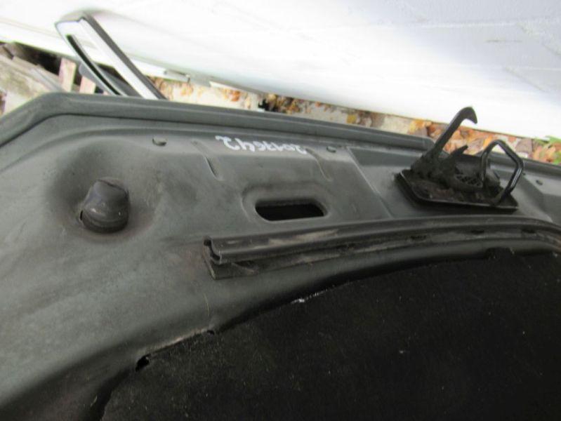 Motorhaube grauVW GOLF V (1K1) 1.9 TDI