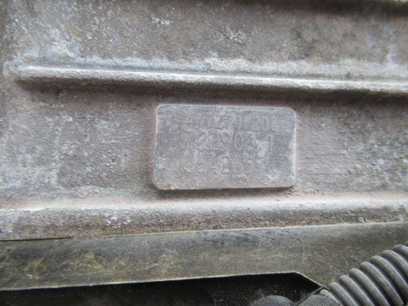 Getriebe (Automatik) 7 Gang mit WandlerMERCEDES-BENZ VITO TOURER (W447) 119 CDI/119 BLUETEC 4
