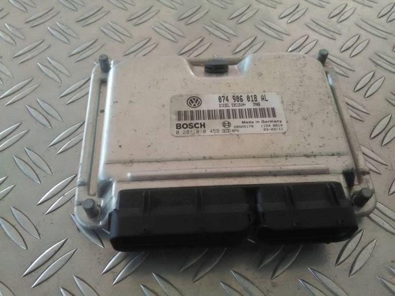 Steuergerät Motor VW TRANSPORTER IV
