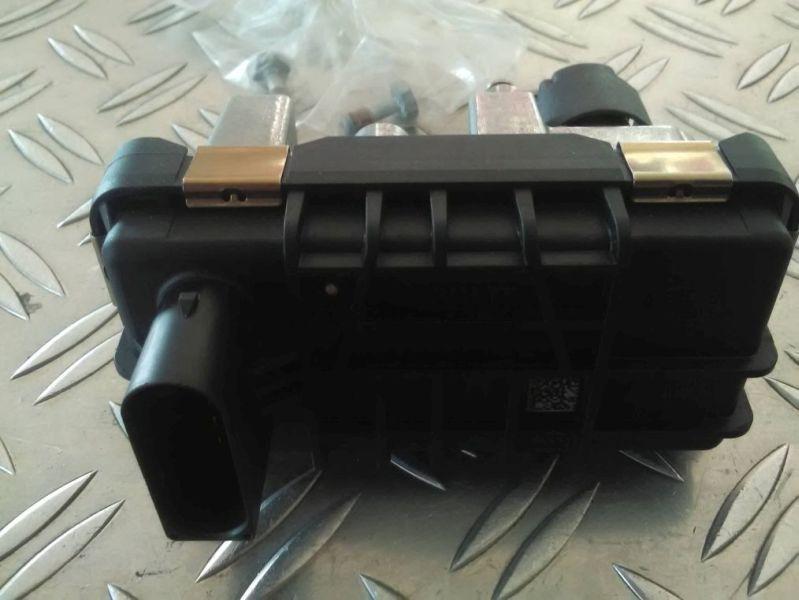 Stellmotor Turbolader LadedruckstellerAUDI A6 AVANT (4F5, C6) 2.7 TDI