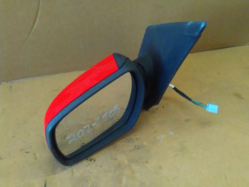 Außenspiegel elektrisch lackiert links rotFORD FUSION (JU_) 1.4