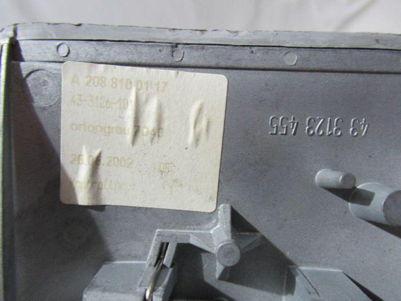 Innenspiegel MERCEDES-BENZ C-KLASSE (W203) C 180