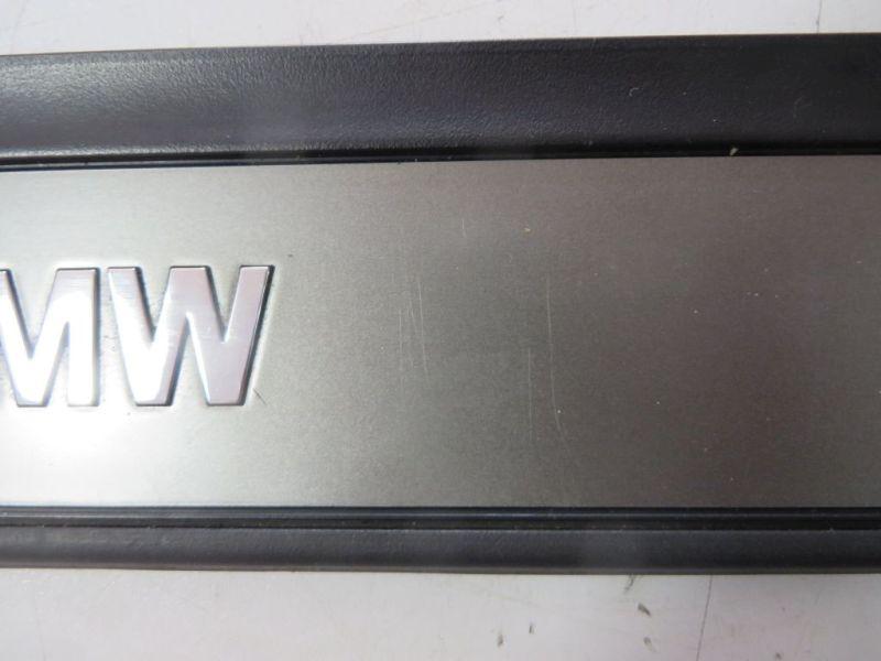 Einstiegblech Einstiegsleisten vorne + hintenBMW 5 TOURING (E61) 530XD