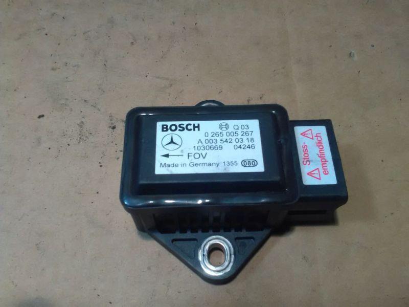 Sensor Drehratensensor ESP A0035420318MERCEDES-BENZ E-KLASSE T-MODEL (S211) E 320 T CDI
