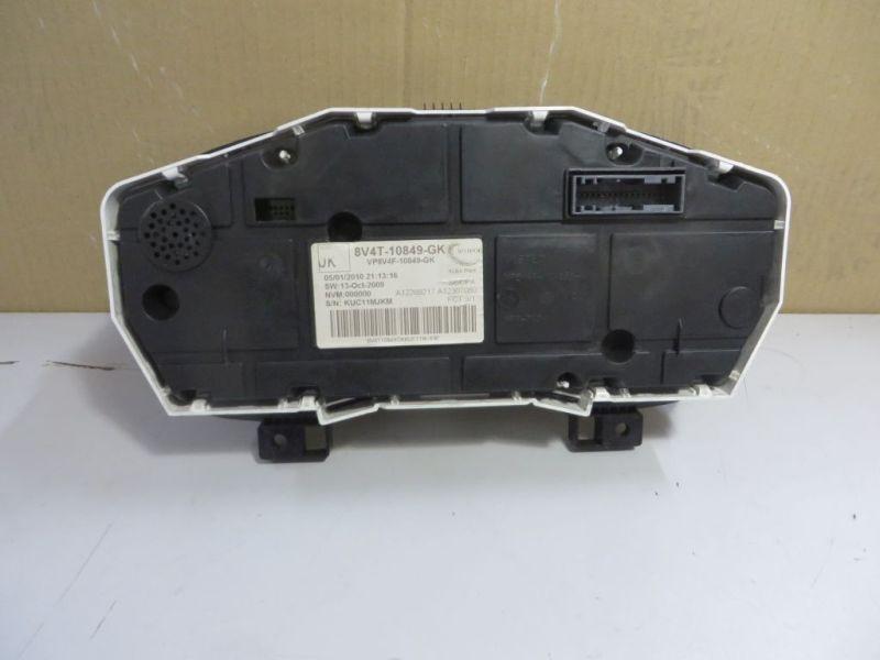 Tachometer Tacho 8V4T-10849-GKFORD FOCUS II (DA_) 1.6 TDCI