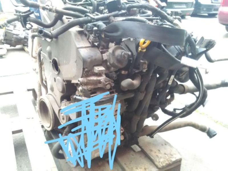 Motor mit Anbauteile CLHA mit PartikelfilterVW GOLF VII KOMBI (BA5) 1.6 TDI 4MOTION