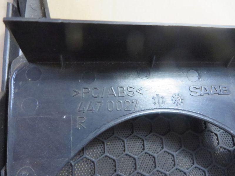 Abdeckung Tür Lautsprecherblende HRSAAB 9-3 (YS3D) 2.0 SE TURBO