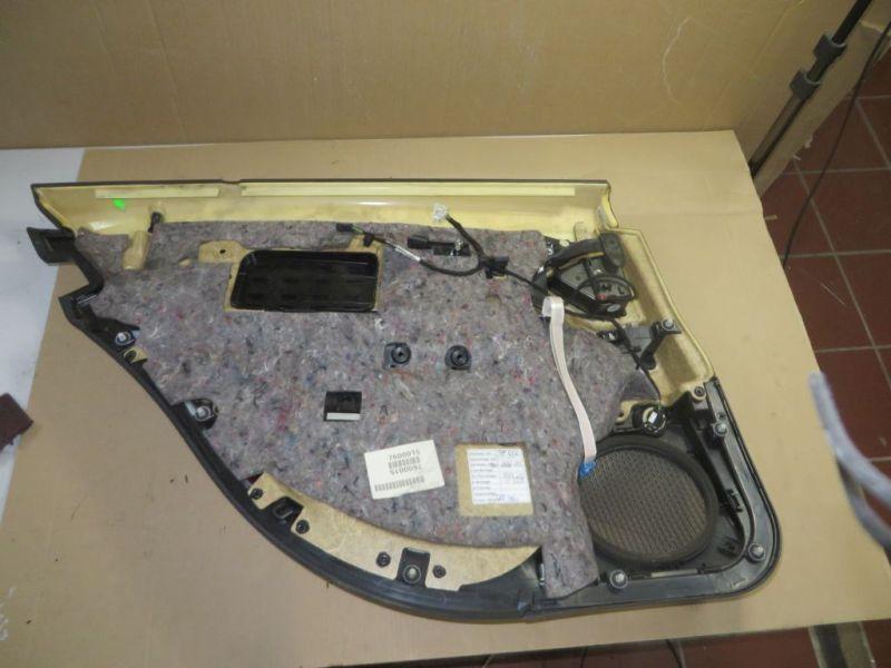 Türverkleidung rechts hinten EFH 5-Türer MERCEDES-BENZ E-KLASSE T-MODEL (S211) E 220 CDI