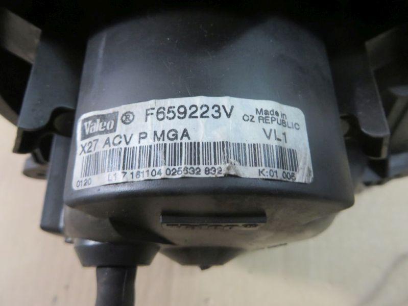 Gebläsemotor MERCEDES-BENZ SPRINTER 2-T BUS (901, 902) 208 CDI