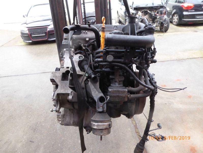 Motorblock Motor wie im BildVW PASSAT VARIANT (3B6) 1.9 TDI