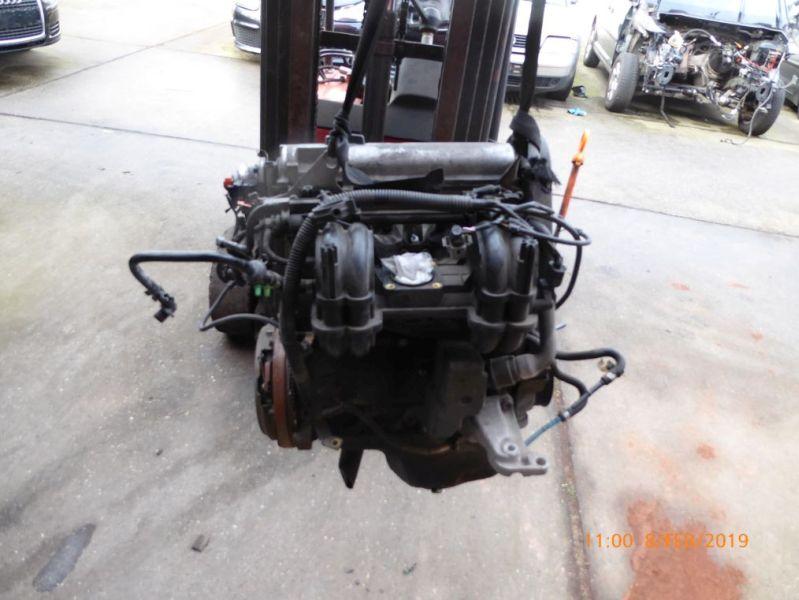 Motorblock Motor wie im BildVW POLO (6N1) 55 1.4