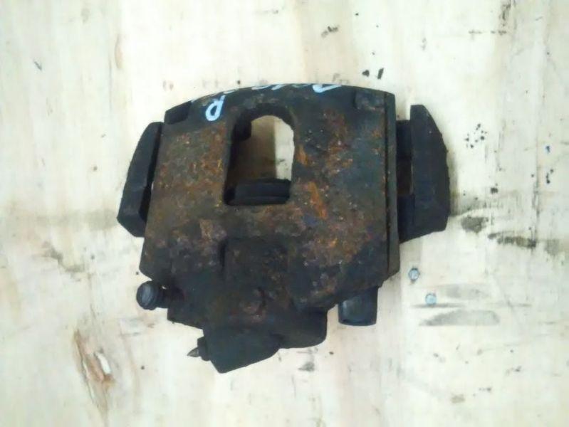 Bremssattel rechts vorn mit HalterFORD FIESTA V (JH_, JD_) 1.3