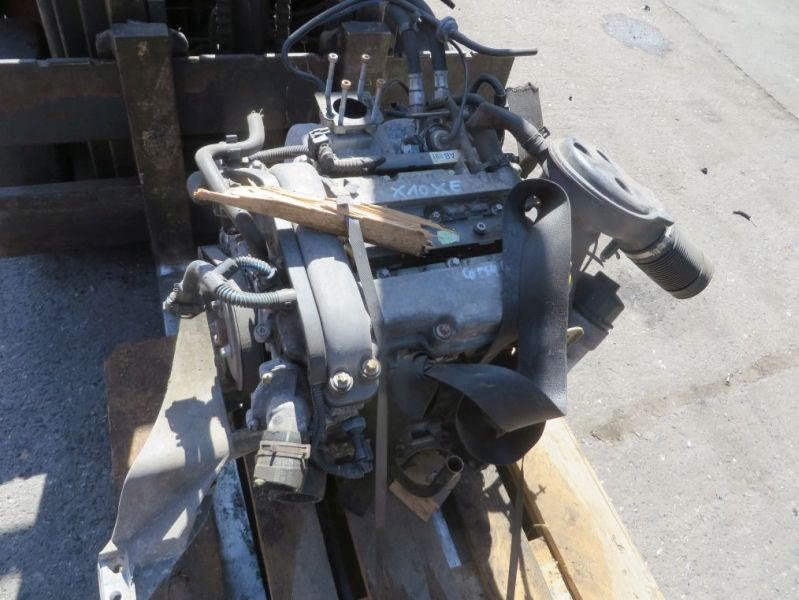 Motor komplett OPEL CORSA B (73_, 78_, 79_) 1.0I 12V