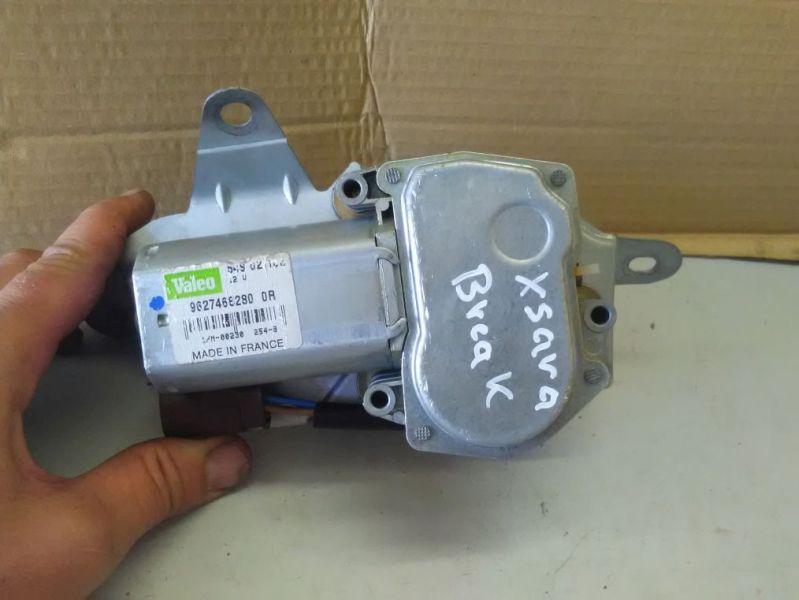 Wischermotor hinten CITROEN XSARA BREAK (N2) 1.4I