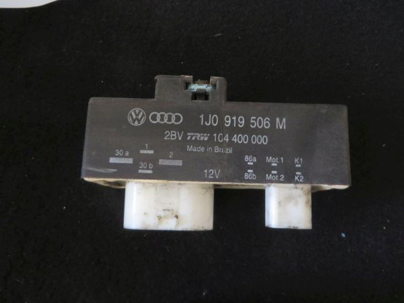 Steuergerät Lüfter Motorkühlung VW GOLF IV (1J1) 1.6