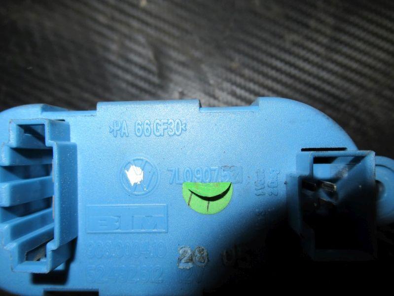 Gebläsemotor mit LüftersteuergrätVW TOUAREG (7LA, 7L6, 7L7) 3.0 V6 TDI