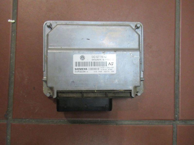 Steuergerät Getriebe VerteilergetriebeVW TOUAREG (7LA, 7L6, 7L7) 3.0 V6 TDI