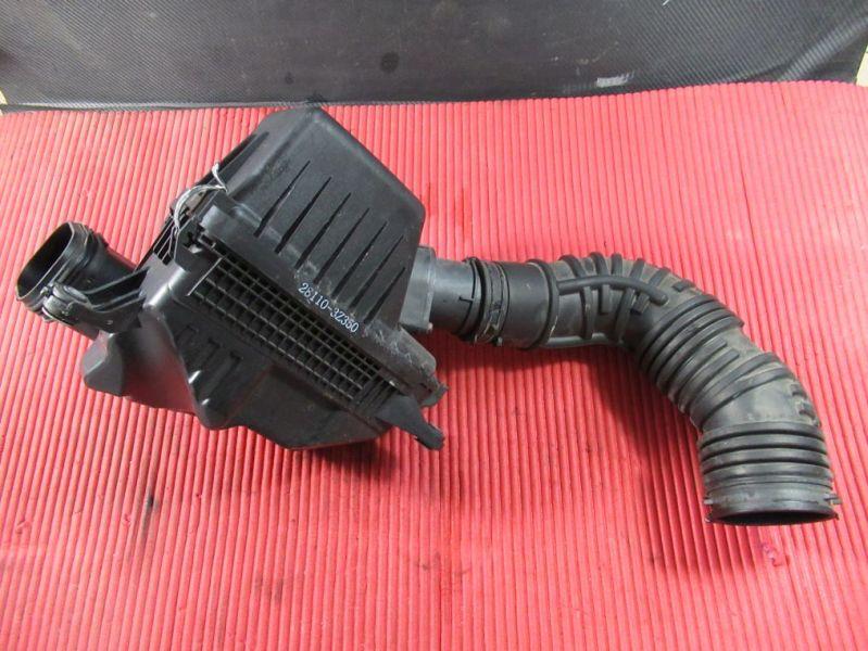 Luftmassenmesser mit LuftfilterkastenKIA CARENS IV 1.7 CRDI RECHTSLENKER